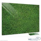Glass Series Ambience Grass 90x120 cm