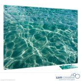 Glass Series Ambience Water 60x90 cm