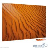 Glass Series Ambience Desert 60x90 cm